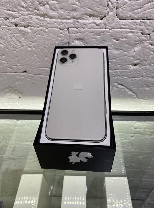 Apple iPhone 11 Pro 64GB Silver (MWC32) Б/У состояние – А - ТвойGadget