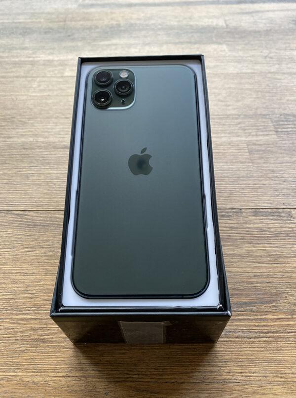 Apple iPhone 11 Pro 512GB Midnight Green (MWCV2) ; состояние – А - ТвойGadget