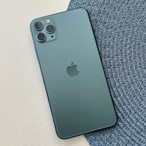 Apple iPhone 11 Pro Max 256GB Midnight Green (MWH72) ; состояние – А - ТвойGadget