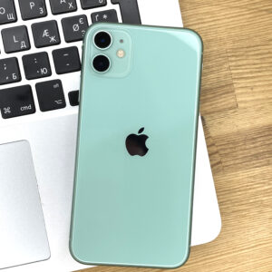 Apple iPhone 11 256GB Green (MWLR2) Б/У состояние — А - ТвойGadget