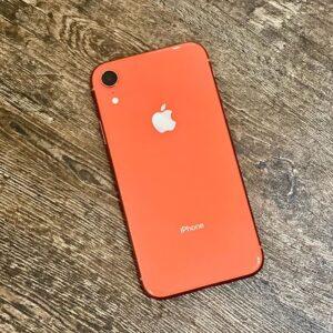 Apple iPhone Xr 64GB Coral (MRY82) ; состояние – А - ТвойGadget