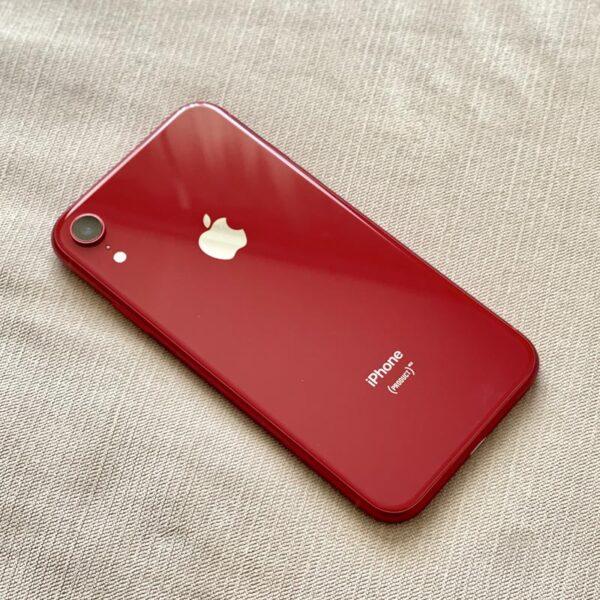 Apple iPhone Xr 128GB Red; состояние – А - ТвойGadget