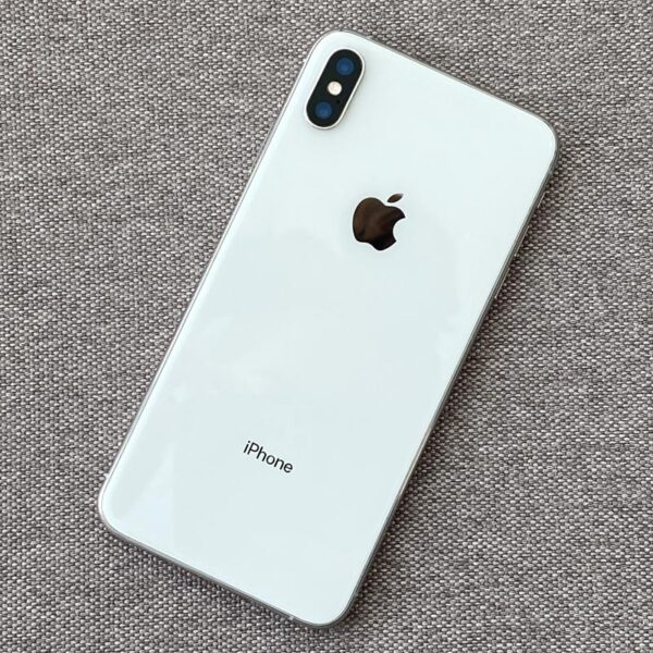 Apple iPhone Xs 512GB Silver (MT9M2) Б/У состояние – А - ТвойGadget