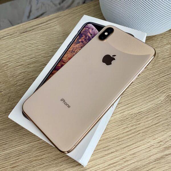 Apple iPhone Xs Max 64GB Gold (MT522) ; состояние – А - ТвойGadget