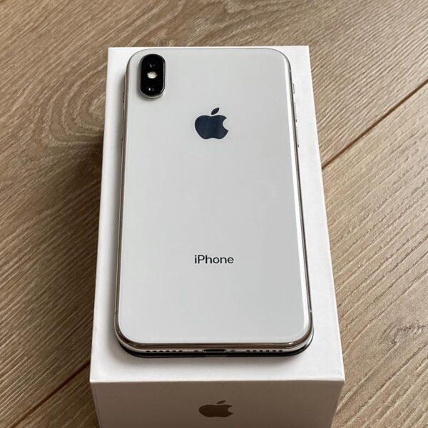 Apple iPhone Xs 64GB Silver (MT9F2) Б/У состояние – А - ТвойGadget