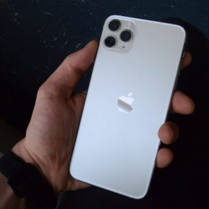 Apple iPhone 11 Pro 256GB Silver (MWCN2) ; состояние – А - ТвойGadget