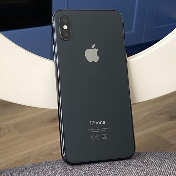 Apple iPhone Xs 64GB Space Gray (MT9E2) Б/У состояние – А - ТвойGadget
