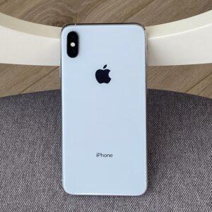 Apple iPhone Xs Max 512GB Silver (MT632) ; состояние – А - ТвойGadget