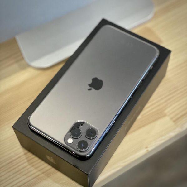 Apple iPhone 11 Pro Max 256GB Space Gray (MWH42) Б/У состояние – А - ТвойGadget