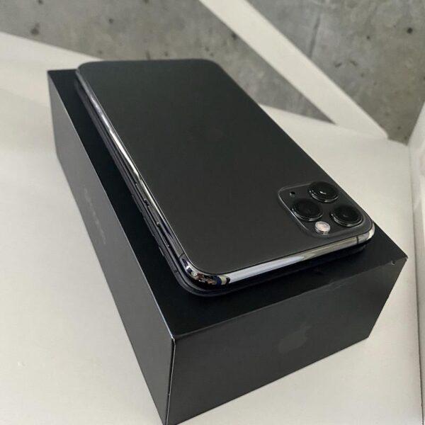 Apple iPhone 11 Pro Max 512GB Space Gray (MWH82) ; состояние – А - ТвойGadget