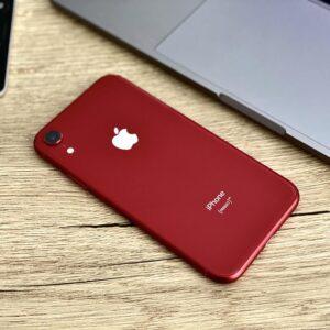 Apple iPhone Xr 64GB Red; состояние – А - ТвойGadget