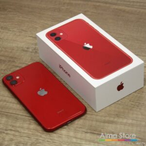 Apple iPhone 11 64GB Red; состояние – А - ТвойGadget