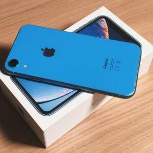 Apple iPhone Xr 256GB Blue (MRYQ2) Б/У состояние – А - ТвойGadget