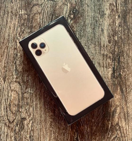 Apple iPhone 11 Pro Max 512GB Gold (MWHA2) Б/У состояние – А - ТвойGadget
