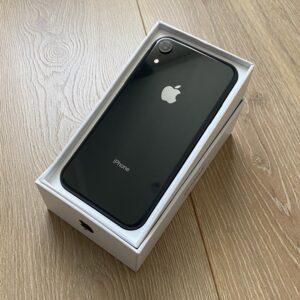 Apple iPhone Xr 64GB Black (MRY42) ; состояние – А - ТвойGadget