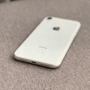 Apple iPhone Xr 256GB White (MRYL2) ; состояние – А - ТвойGadget