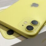 Apple iPhone 11 256GB Yellow (MWLP2) ; состояние – А - ТвойGadget