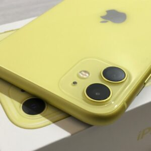 Apple iPhone 11 128 GB Yellow (MWLH2) ; состояние – А - ТвойGadget