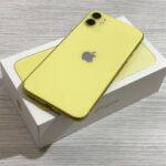 Apple iPhone 11 128 GB Yellow (MWLH2) Б/У состояние – А - ТвойGadget