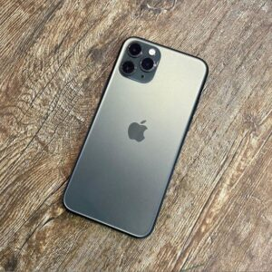 Apple iPhone 11 Pro Max 512GB Midnight Green (MWHC2) ; состояние – А - ТвойGadget
