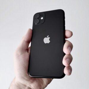 Apple iPhone 11 128 GB Black (MWLE2) ; состояние – А - ТвойGadget