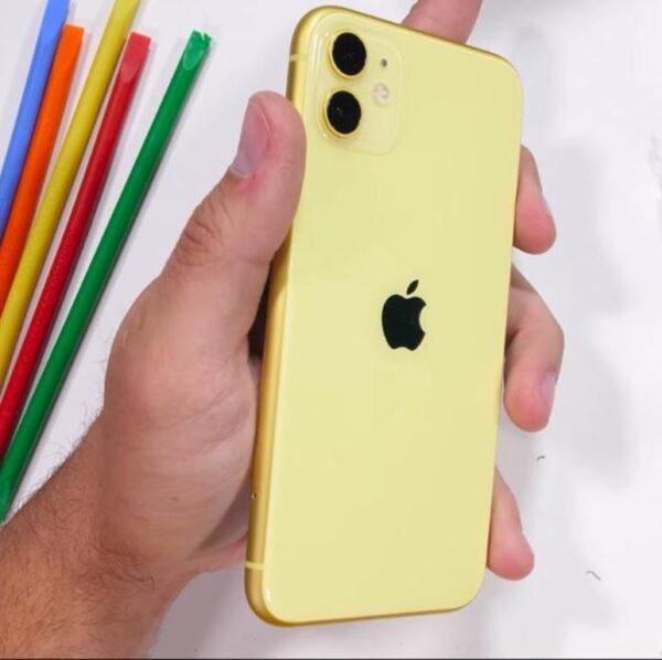 Apple iPhone 11 64GB Yellow (MWLA2) Б/У состояние – А - ТвойGadget
