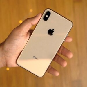 Apple iPhone XS Max 256GB Gold (MT552) Витринный - ТвойGadget