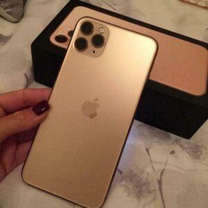 Apple iPhone 11 Pro 64GB Gold (MWC52) ; состояние – А - ТвойGadget