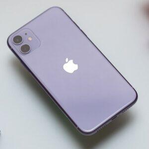 Apple iPhone 11 64GB Purple (MWLC2) ; состояние – А - ТвойGadget