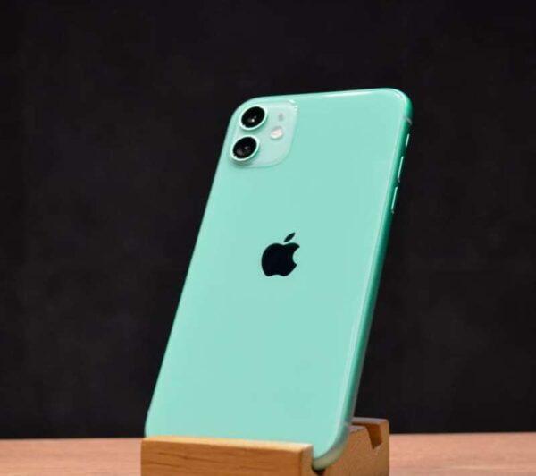 Apple iPhone 11 256GB Green (MWLR2) Б/У состояние – А - ТвойGadget