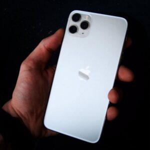 Apple iPhone 11 Pro 64GB Silver (MWC32) ; состояние – А - ТвойGadget