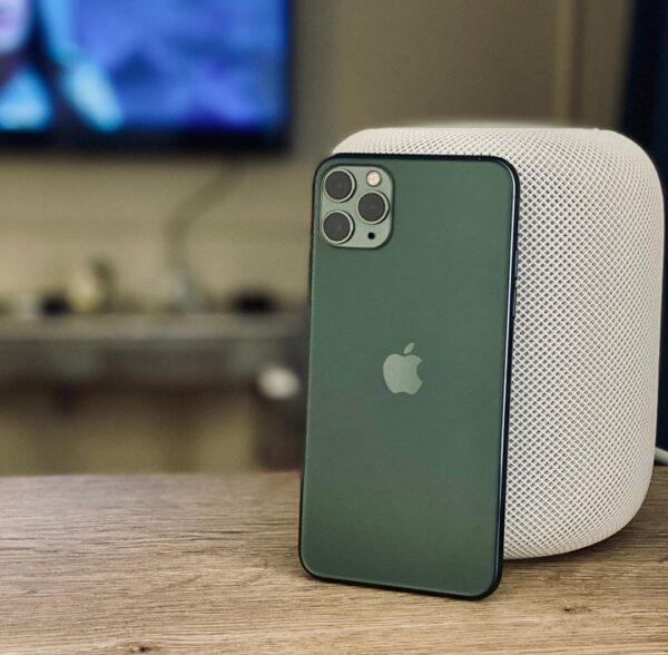 Apple iPhone 11 Pro Max 512GB Midnight Green (MWHC2) Б/У состояние – А - ТвойGadget