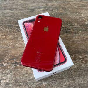 Apple iPhone Xr 256GB Red (MRYM2) Б/У состояние – А - ТвойGadget