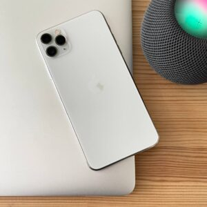 Apple iPhone 11 Pro Max 256GB Silver Б/У состояние — А - ТвойGadget