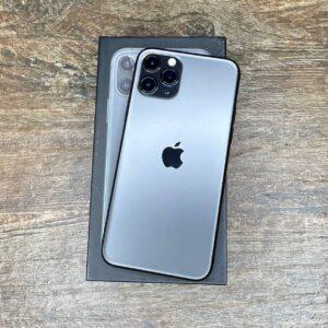 Apple iPhone 11 Pro 512GB Space Gray (MWCD2) Б/У состояние — А - ТвойGadget