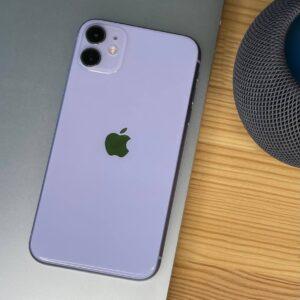 Apple iPhone 11 128 GB Purple (MWLJ2) Б/У состояние — А - ТвойGadget