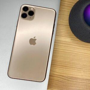 Apple iPhone 11 Pro Max 256GB Gold (MWH62) Б/У состояние — А - ТвойGadget