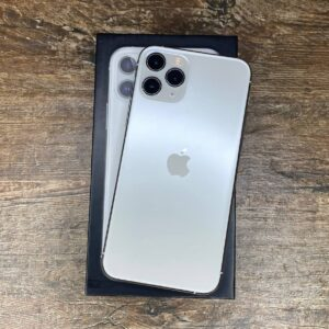 Apple iPhone 11 Pro 512GB Silver (MWCT2) Б/У состояние — А - ТвойGadget