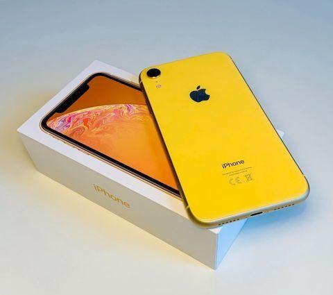 Apple iPhone Xr 128GB Yellow (MRYF2) Б/У состояние — А - ТвойGadget