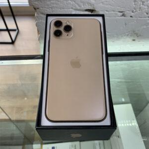Apple iPhone 11 Pro 256GB Gold (MWCP2) Б/У состояние – А - ТвойGadget