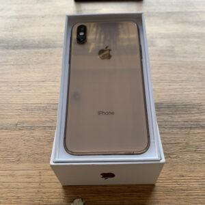 Apple iPhone Xs 512GB Gold (MT9N2) Б/У состояние – А - ТвойGadget