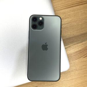 Apple iPhone 11 Pro 512GB Midnight Green (MWCV2) Б/У состояние — А - ТвойGadget