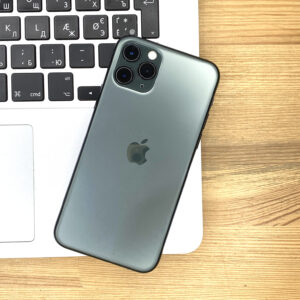 Apple iPhone 11 Pro 256GB Midnight Green (MWCQ2) Б/У состояние — А - ТвойGadget