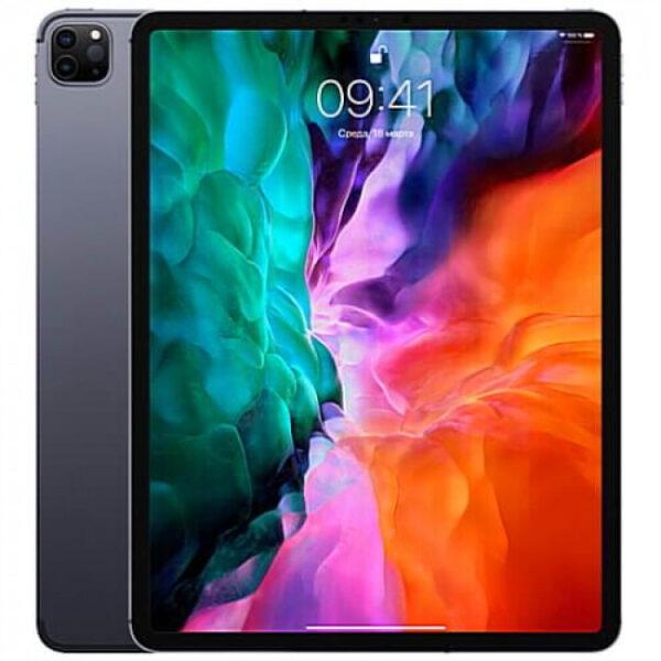 Apple iPad Pro 12.9″ (2020) Wi-Fi+Cellular 512Gb Space Gray (MXG02) - ТвойGadget