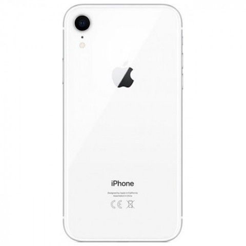 Apple iPhone XR 64GB White (MRY52) [OPEN BOX] - ТвойGadget
