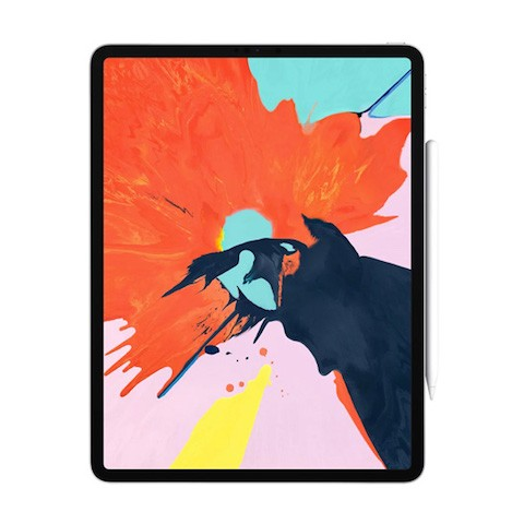 Apple iPad Pro 11 2018 Wi-Fi + Cellular 512GB Silver (MU1M2) [OPEN BOX] - ТвойGadget