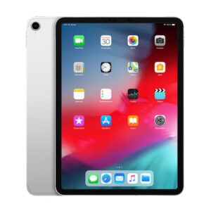 Apple iPad Pro 11 2018 Wi-Fi + Cellular 512GB Silver (MU1M2) [OPEN BOX] - ТвойGadget