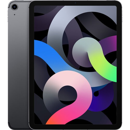 Apple iPad Air 2020 Wi-Fi + Cellular 256GB Space Gray (MYJ32, MYH22) - ТвойGadget