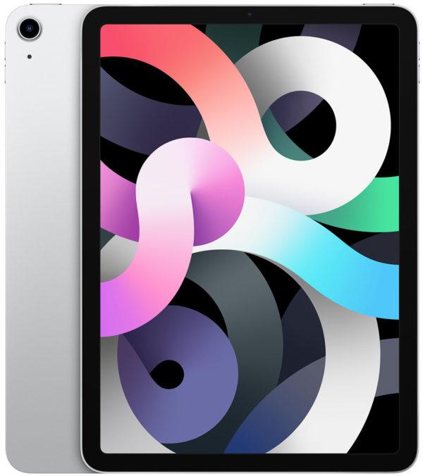 Apple iPad Air 2020 Wi-Fi 256GB Silver (MYFW2) - ТвойGadget