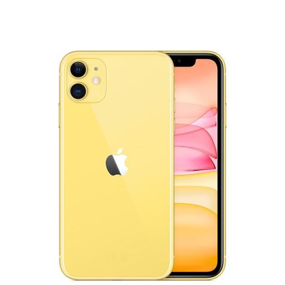 Apple iPhone 11 64GB Yellow (MWLA2) [OPEN BOX] - ТвойGadget